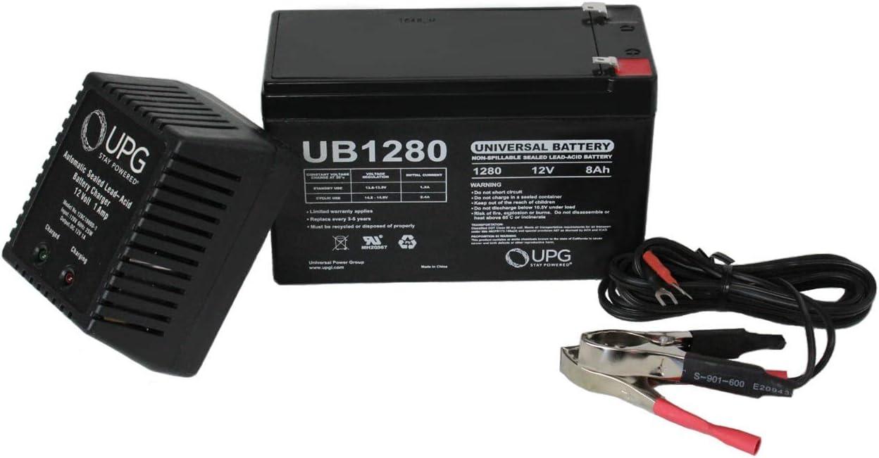Universal Power Topics on TV Group 12V 8Ah Replaces E Razor Scoo 200 Cheap bargain 13112430