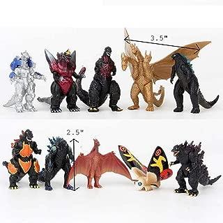 LBJ Godzilla 10 Piece Set (~2