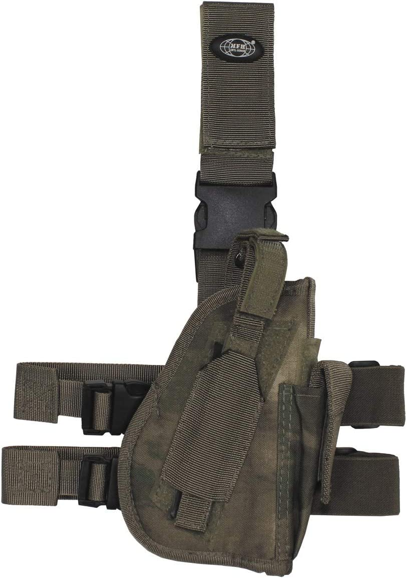MFH Max Fuchs Baltimore Mall Tactical Holster HDT 2021 model Green Right Camo