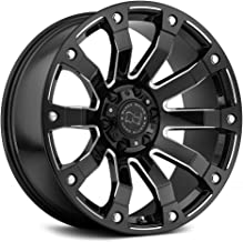 Black Rhino SELKIRK Black Wheel with Painted Finish (20 x 9. inches /5 x 139 mm, 0 mm Offset)