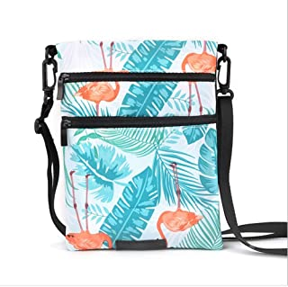 [Upgraded Version]4 Colors Passport Holder RFID Blocking Women's Men's Classic Neck Strap Travel Wallet+Let Your Hands Free