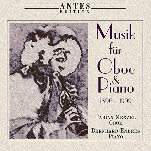 1896-1999 Musik für Oboe und Klavier