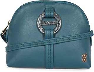 Baggit Women's Bowling Bag (Blue)