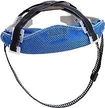 yotijar Capacete de proteção com forro protetor de tecido reutilizável Sensação de frio para absorver o suor industrial