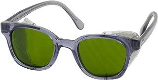 Bouton 249-5907-207 5900 Traditional Eyewear with Smoke Propionate Full Frame and IR Shade 3.0 Anti-Scratch Lens
