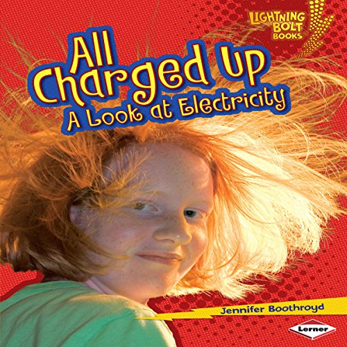 All Charged Up audiobook cover art
