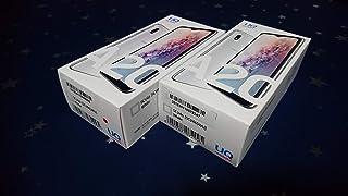 UQ mobile Galaxy A20 SCV46 SWU ホワイト 白ロム
