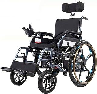 Sillas de ruedas eléctricas para adultos Silla de ruedas silla de ruedas, silla de Rehabilitación Médica for Personas Mayores, Personas antiguas, Dp-Presidente de Altas Prestaciones eléctrica silla de