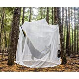MEKKAPRO Ultra Large Mosquito Net and Insect Repellent by Large Two Openings Netting