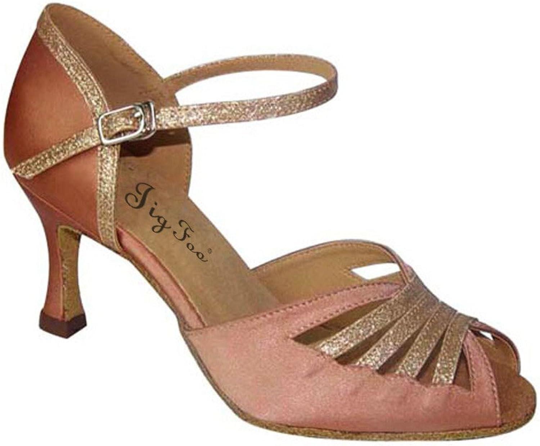 Erwachsene lateinische Schuhe Moderne Schuhe Freundschaft Tanzschuhe Weicher Boden Tanzschuhe