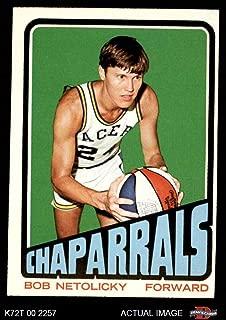 1972 topps basketball cards