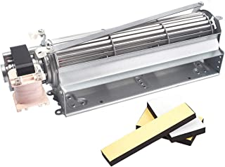 Replacement Fireplace Blower for Superior, Lennox, Monessen, Majestic, Astria, Martin, Vermont Castings, FBK-250, FBK-200, FBK-100, Blot Fireplace Blower Fan, Rotom HB-RB100, 80l84, 80l86