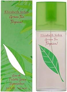 Green Tea Tropical by Elizabeth Arden for Women Eau de Toilette 100ml