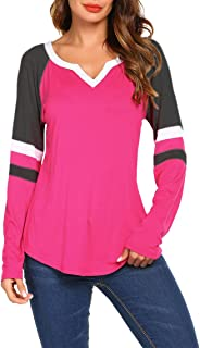 Best breast cancer pink tops Reviews