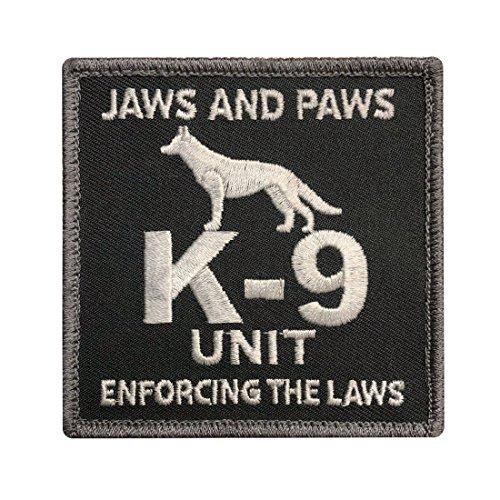 Hook K-9 Unit Patch (MTK9A)