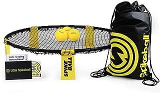 Spikeball Standard 3 Ball Kit - Game for The Backyard, Beach, Park, Indoors