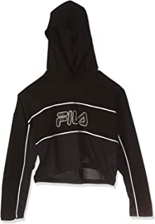 FILA Women's Romy Hooded Top Sweatshirt
