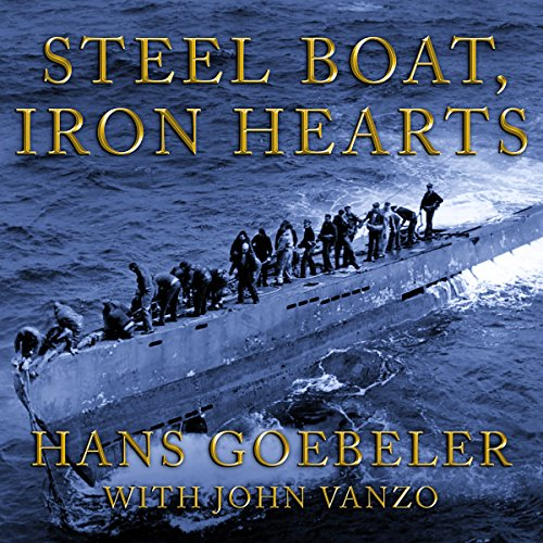 Steel Boat Iron Hearts audiobook cover art