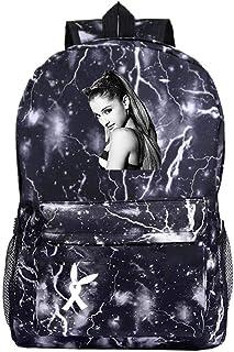 Zxhalkhfd Ariana Gran-De Sac /à dos de voyage pour /école et affaires Bleu