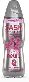Neuro GASM Passion Fruit, 14.5 Fl Oz (Pack of 12)