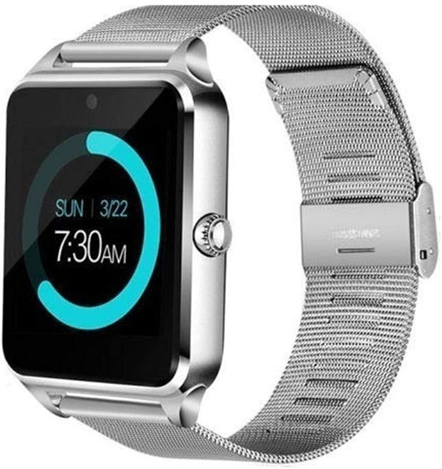 ADOSOUL blueetooth Smart Watch Phone Wristwatch with Pedometer Sedentary Remind Sleep Monitor Camera