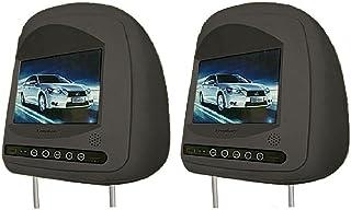 شاشة USB خادعة للسيارات من سيمفوني / كارت ميموري (ذاكرة) / لون اسود موديل SY-HR 738