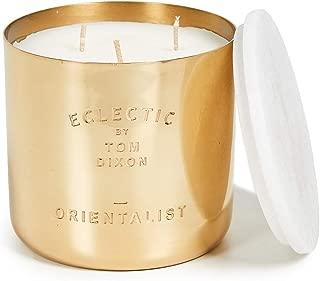 Tom Dixon Men's Eclectic Orientalist Large Candle