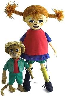 Best pippi longstocking doll Reviews