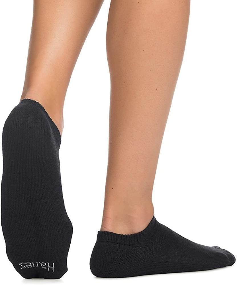 Hanes Men's No-Show Socks