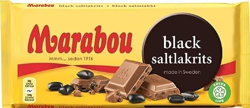 black saltlakrits marabou
