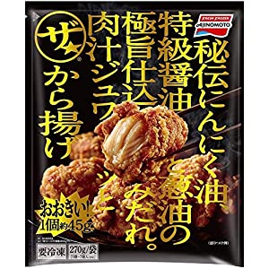 """【冷凍】味の素 ザ・から揚げ 270g X5袋"""""""