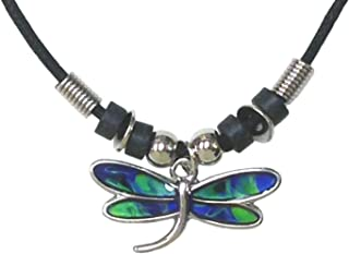 Tapp Collections Mood Pendant Necklace - Dragonfly(b)