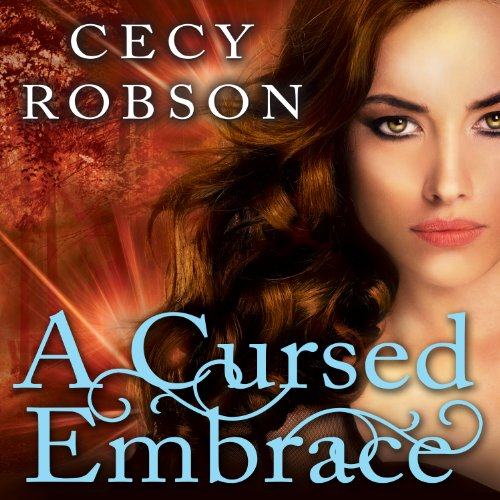 A Cursed Embrace audiobook cover art