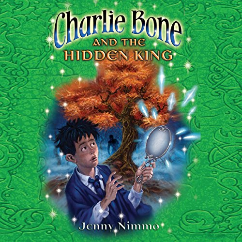 Charlie Bone and the Hidden King cover art