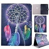 SpiritSun Etui Tablette Tactile en Cuir Coque pour Samsung Galaxy Tab 3 (10.1 Pouces) P5210 P5220...