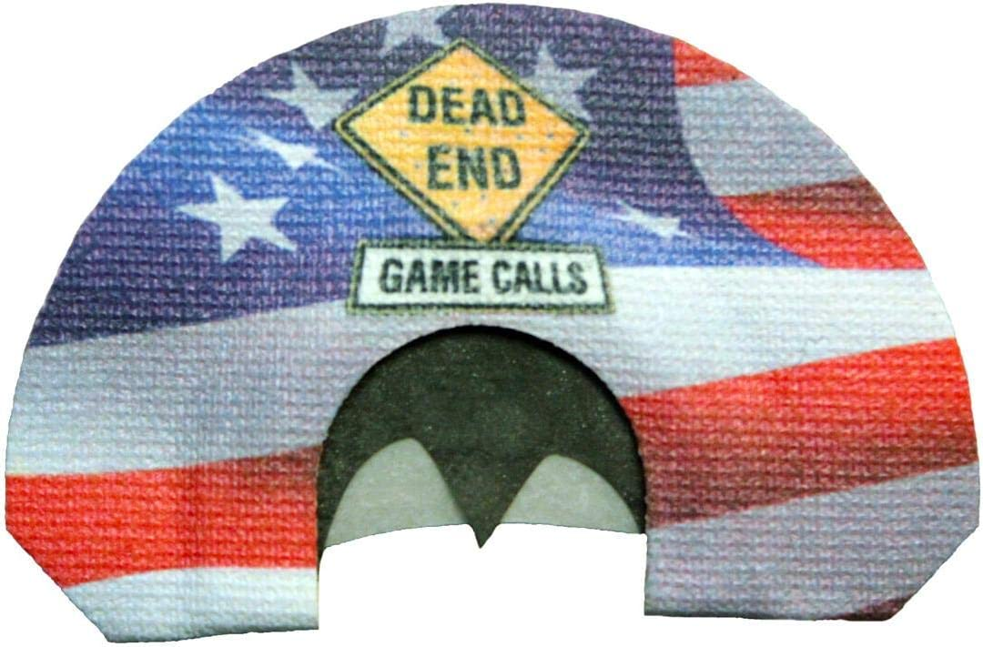 Dead End Game Popular standard Calls Roadkill Call Al sold out. Batwing Mouth 2
