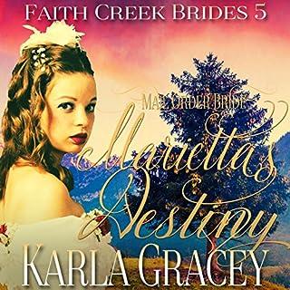 Mail Order Bride: Marietta's Destiny audiobook cover art