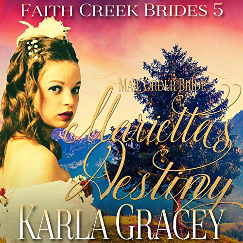 Mail Order Bride: Marietta's Destiny  By  cover art