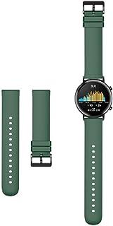 20mm silikonklockband för Huawei Watch GT2 42mm mjukt sportrem