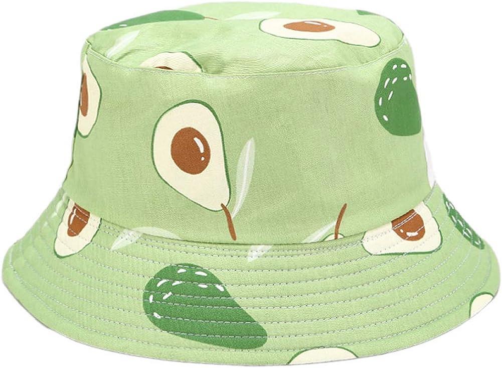 MaxNova Bucket Hat Summer Travel Beach Sun Hat Reversible Vistor Outdoor Cap Unisex 100% Cotton (Tie-dye Pink/Green) at  Women's Clothing store