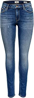 ONLY Women's Skinny Fit Jeans