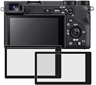 a6400 Touchscreen 14-3 Glass Screen Protector Foils Compatible for Sony Alpha a6500