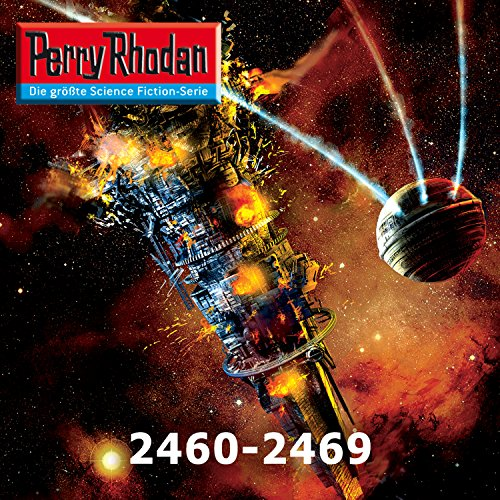 Perry Rhodan, Sammelband 7 audiobook cover art