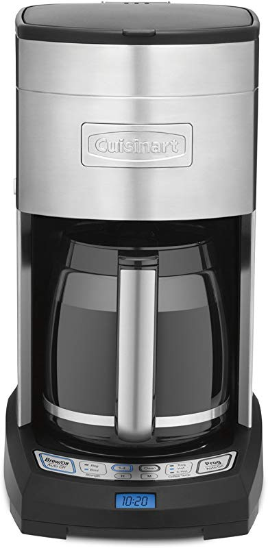 Cuisinart DCC 3650FR Cuisinart DCC 3650FR Extreme Brew 12 Cup Coffee Maker Silver Certified Refurbished