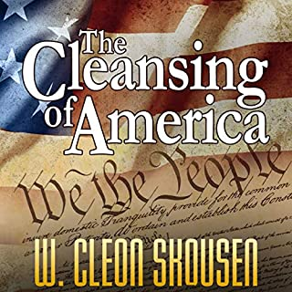 The Cleansing of America audiobook cover art