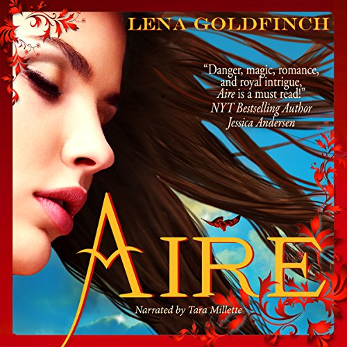 Aire audiobook cover art