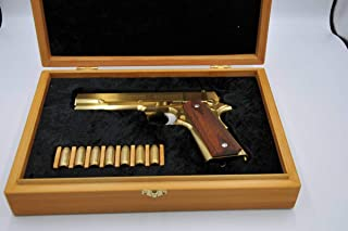 ZEKE Model 1911Cal・45 Milled Brass Model