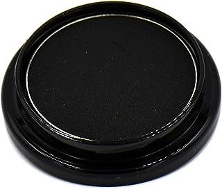 True Black Night Smokey 100 Pure Jet Black Eye Shimmer Pressed Powder Eye Shadow Eyeshadow Talc & Paraben F...