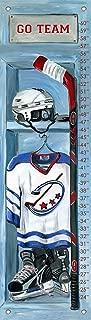Oopsy Daisy Growth Chart, Hockey Locker, 12