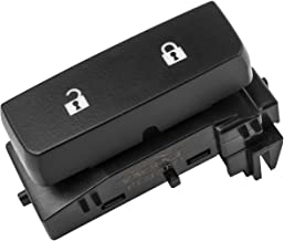 YAOPEI Driver Side Door Lock Switch 15804093 for 2007-2012 Chevrolet Silverado GMC Sierra